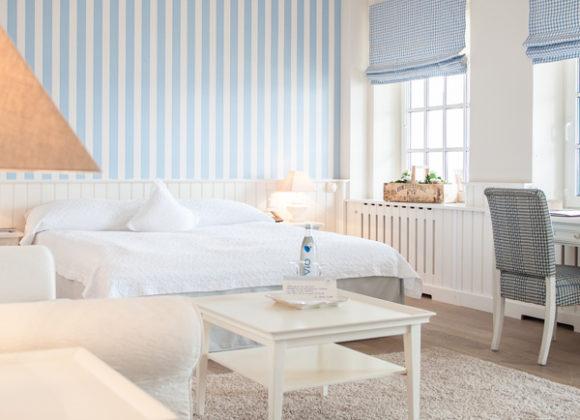 Dobbeltværelse Premium med balkon